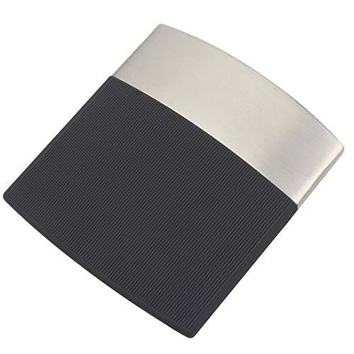 Metall Zigarettenetui_10 Stick hochwertige tragbare wasserdichte Anti-Druck-Zigarettenschachtel/einfaches Design/Geschenk - Hauch-sticks