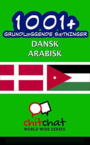 1001 Grundlæggende Sætninger Dansk Arabisk Danish Edition Ebook