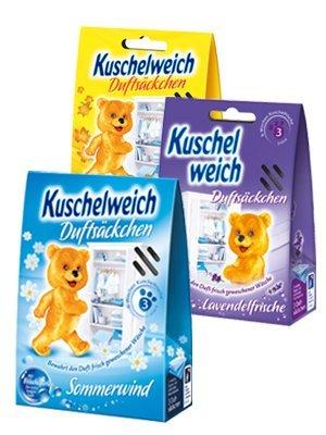 Kuschelweich Duftsäckchen 1 Packung, Blue, small