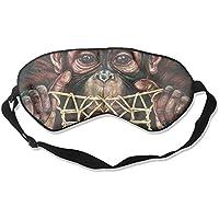 Sleep Eye Mask Oil Chimpanzee Lightweight Soft Blindfold Adjustable Head Strap Eyeshade Travel Eyepatch E5 preisvergleich bei billige-tabletten.eu