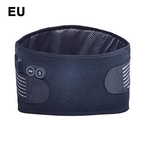 Ruier-hui Elektroheizung Gürtel Wrap, Heizung Gürtel/Unterer Rücken Wärmetherapie Wrap/Massage Heizband, zur Schmerzlinderung von Bauchmuskelbauch gorgeously -