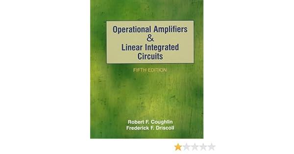 Op Amp And Linear Integrated Circuits By Ramakant Gayakwad Ebook