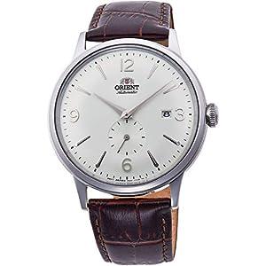 Orient Reloj Analógico para Unisex Adultos de Automático con Correa en Cuero RA-AP0002S10B