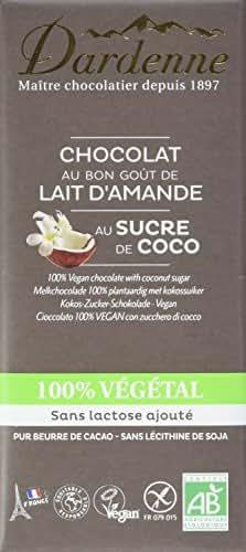 Tabl lait veg sucre coco