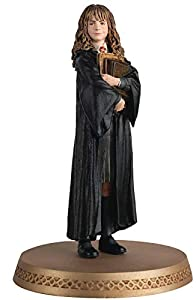 Eaglemoss- Wizarding World Collection Harry Potter Granger Estatua Hermione, Multicolor, Estándar (EAGWHPUK011)
