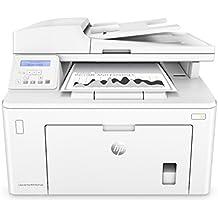 HP LaserJet Pro M227sdn - Impresora láser multifunción (800 MHz velocidad del procesador, AirPrint 1.5, USB 2.0, ethernet 10/100Base-TX) color blanco
