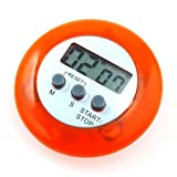 SWT Smart Digital Electronic Magnetic Kitchen Timer / Cooking Countdown / Stop Watch