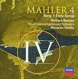 Mahler: Symphony No.4 / Berg: Seven Early Songs