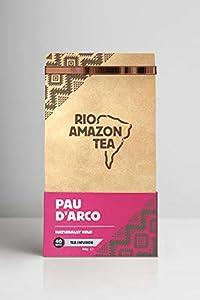 12 Pack Rio Amazon Pau DArco Tea 40S 40 Bag 12 Pack Bundle