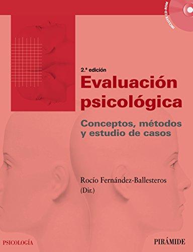 Evaluación psicológica (Psicología) por Rocío Fernández-Ballesteros