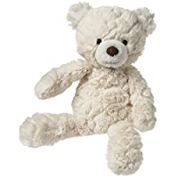 Mary Meyer Putty Teddy Bear Soft Toy (Small, Cream)