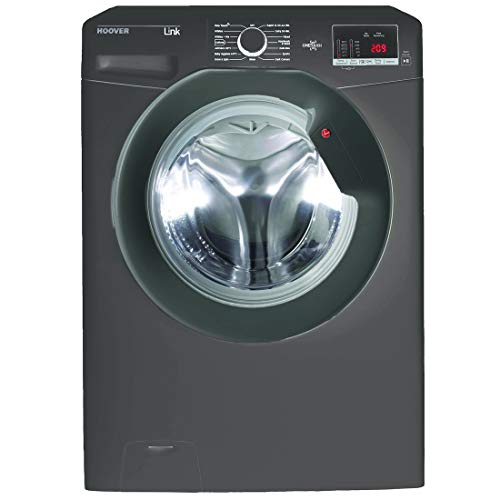 Hoover DHL1482DR3R 1400rpm Washing Machine 8kg Load Class A+++ Graphite