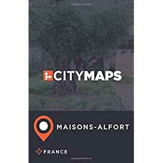City Maps Maisons-Alfort France