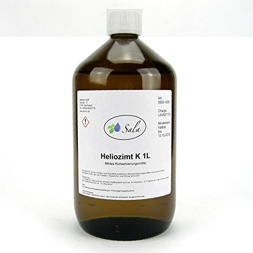 Sala Heliozimt K Konservierer 1000 ml 1 L