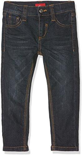 s.Oliver Junior Jungen Jeanshose 74.899.71.0506, Blau (Blue Denim Stretch 58Z7), 140 (Herstellergröße: 140/REG)