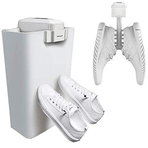 PNYGJM Ultraschall Schuhe Waschmaschine tragbare Smart Lazy automatische Desinfektion Schuhe Waschmaschine for Wash Gym Schuhe besitzen Geruchsbeseitigung -