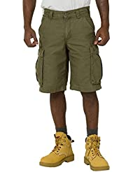 Carhartt Rugged Cargo Shorts - Verde Pantalones cortos hombres trabajo 100277 301 CS.100277.301