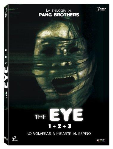 The Eye - Trilogía (+ Póster) [DVD]