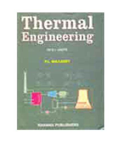 Thermal Engineering: Engineering Thermodynamics & Energy Conversion Techniques