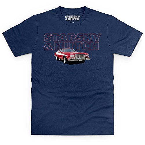 Official Starsky And Hutch Torino, Herren Dunkelblau