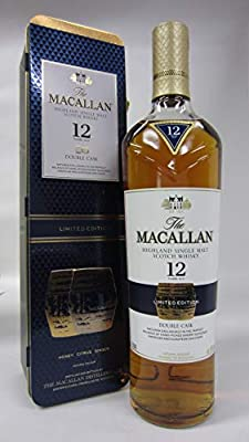 Macallan - Double Cask Limited Edition Gift Tin - 12 year old Whisky