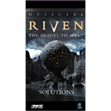 Official Riven Solutions: the Sequel to Myst (Bradygames Strategy Guides) by William H. Keith (1997-10-20)