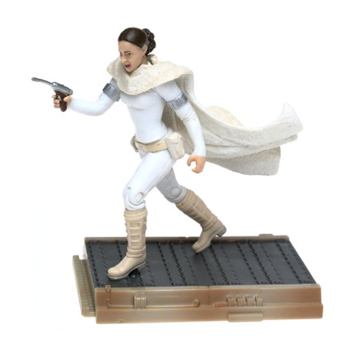 Star Wars Padme Amidala (Droid Factory Chase) Figur -84923- Attack Of The Clones 2002