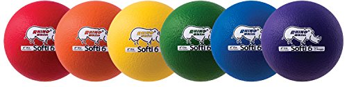 Champion Sports Rhino Haut Schaumstoff Ball Set -