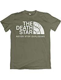 18881ed0c13 Teamzad The Death Star Never Stop Exploding T Shirt