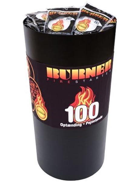 Burner Kaminanzünder 600er dose Kamin Anzunder Feueranzünder Ofenanzünder