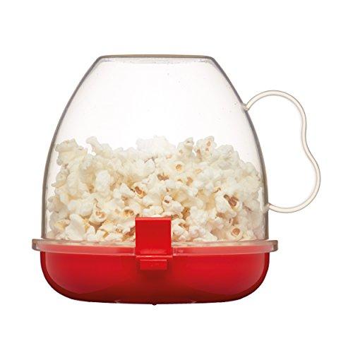 Kitchen Craft - Macchinetta per popcorn da microonde