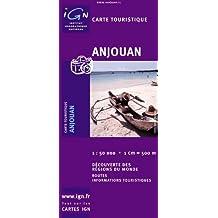 Carte routière : Anjouan (Archipel des Comores)