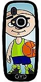 Die besten Basketball Tore - Hülle für Nokia 3310 2017 - Basketball-Spieler Bewertungen
