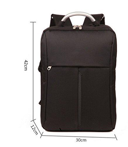 BULAGE Schulterbeutel Der Männer Laptoptasche Rucksackgeschäft Schultern Handtasche Kursteilnehmer Männer Jungen Heraus Reisen Brown