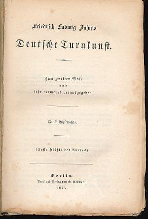 Deutsche Turnkunst.