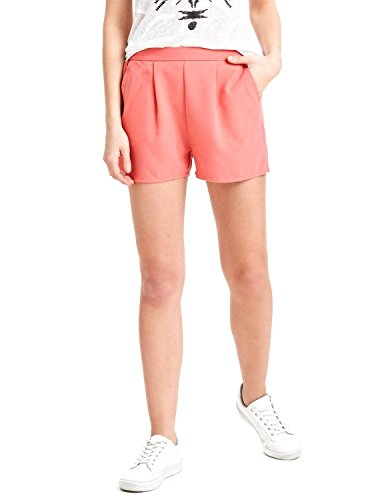 Megan Only Shorts Coral L Rosso