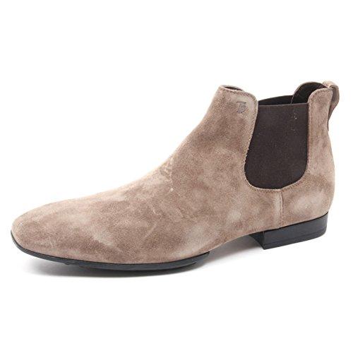 B4054 beatles uomo TOD S stivaletto tortora boot shoe man 207bfc8b4d6