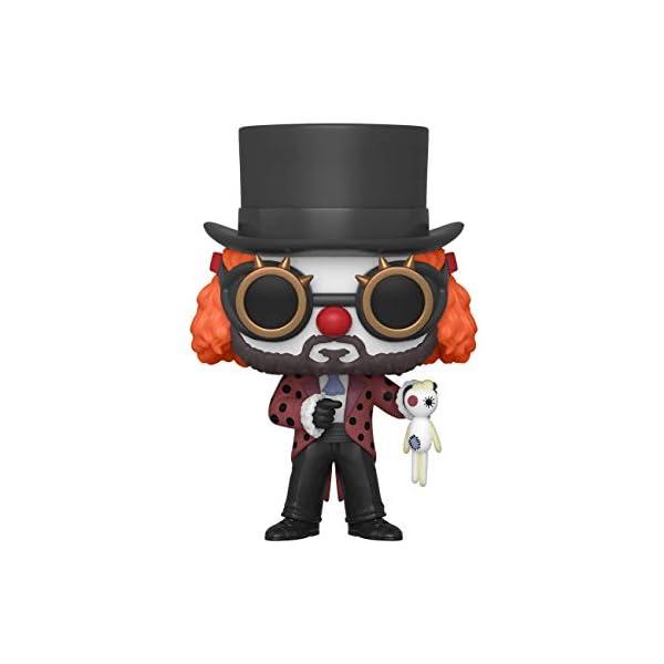 Funko Pop El Profesor vestido de payaso (La Casa de Papel 915) Funko Pop