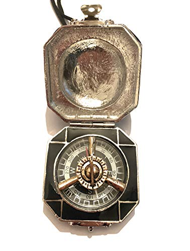 Funktionierender Kompass für eine Jack Sparrow-Verkleidung aus dem Piratenfilm