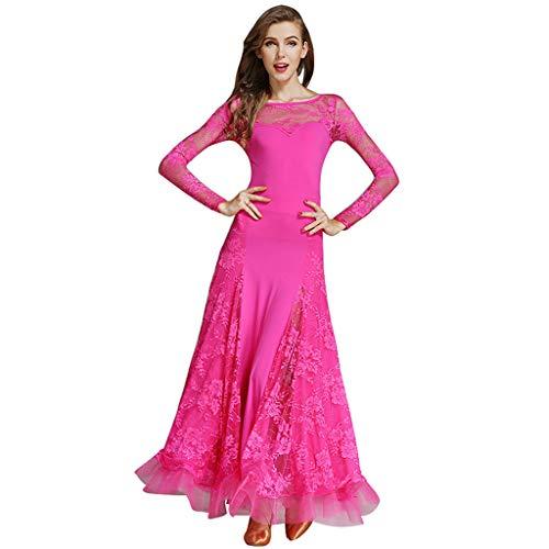 Ballroom Dance Kleid Für Frauen, Modern Dance Kostüm -