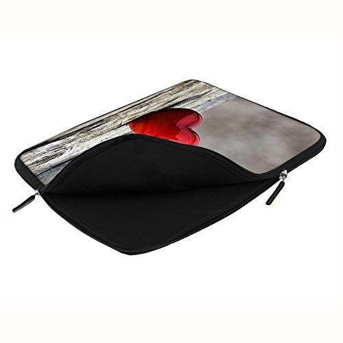 Pedea Design Tablet PC Tasche 10,1 Zoll (25,6 cm) neopren, love - 3