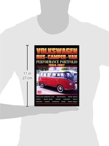 VW Bus/Camper/Van Performance Portfolio 1954-1967