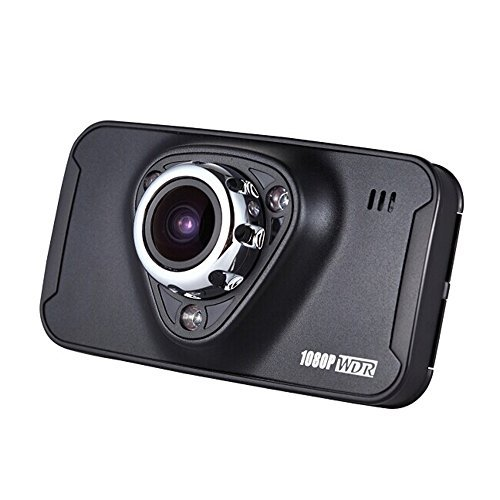 powerlead PDVR D010pl-m71080P Doppel Kamera DVR HD Nachtsicht Auto DVR Fahrzeug Reisen Daten Recorder Multifunktional Weitwinkel Einparkhilfe Monitor Kamera