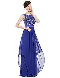WintCO Vestidos Elegantes de Noche para Mujeres Vestidos largos sin Espalda para Fiestas