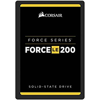 Corsair Force Serie LE200 480GB SATA 3 6Gb/s SSD, Solid unidad de ...
