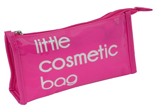 Maquillage Sacs – Make Up cosmétique Trousse de toilette Sacs Fushia Pink