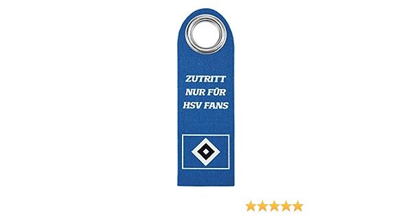 """Hamburger SV HSV T/üranh/änger /""""Nur der HSV"""