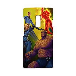 BLUEDIO Designer 3D Printed Back case cover for Oneplus 2 / Oneplus Two - G1480