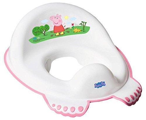 Peppa pig riduttore per wc antiscivolo sgabello per lavello wc