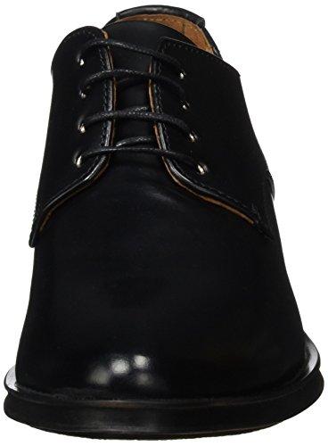 Belmondo 703558 02, Derby femme Noir (Navy)